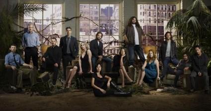 Il cast della quinta stagione di Lost