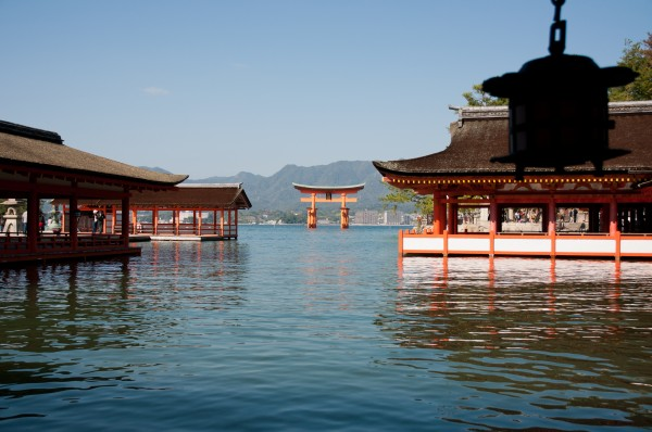 Santuario di Itsukushima, isola di Miyajima